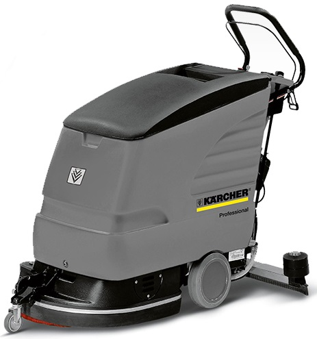 KARCHER BD 530 EP Súroló-szívógép kép 01